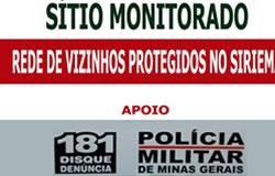 Rede de Vizinhos Protegidos no Siriema